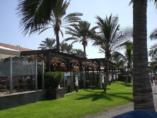 Hotel Riu Palace Meloneras Resort: Resturants nearby