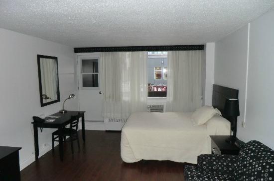 La Tour Belvedere: La nostra camera da letto