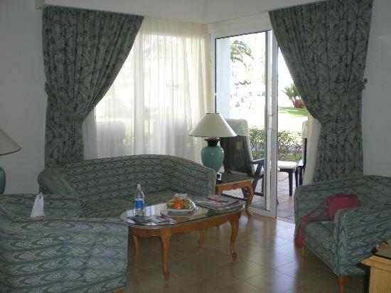 Hotel Riu Palace Meloneras Resort: 2 Bed Villa Lounge