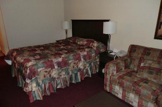 La Tour Belvedere: La seconda camera da letto che ci è stata attribuita.