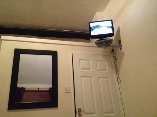 Plough & Harrow: tiny TV