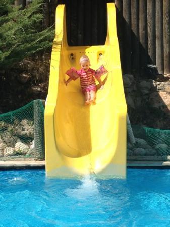 Hillside Beach Club: Our daughter loving Kid Side