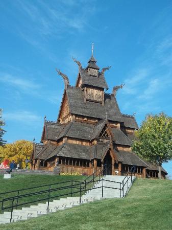 Scandinavian Heritage Park: Gol Stave Church