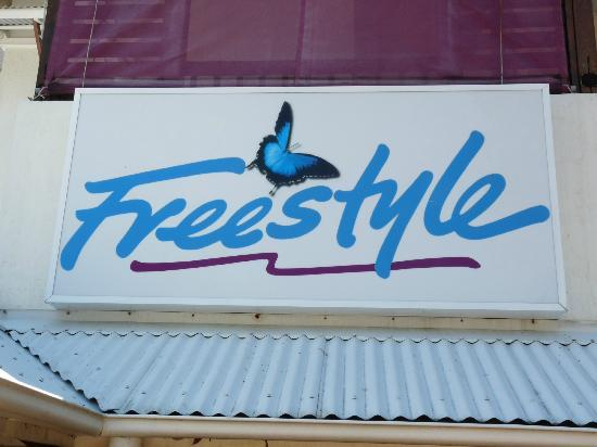 Freestyle Resort Port Douglas: Name
