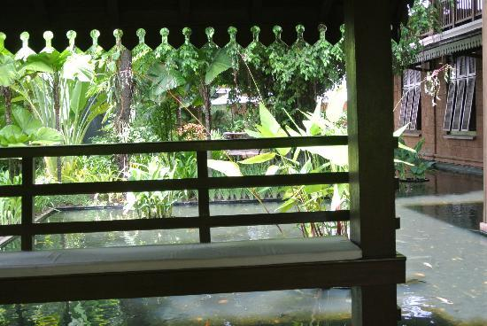 Belmond La Résidence d'Angkor: ガーデン