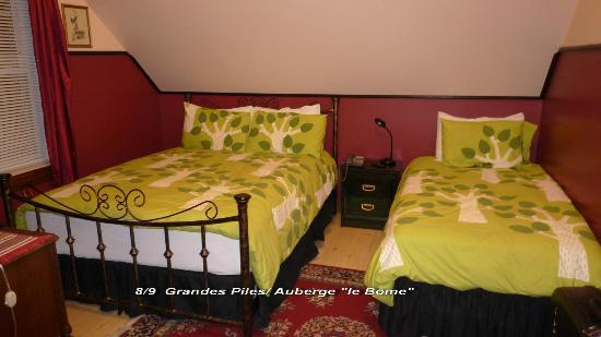 Auberge le Bome: Chambre N°40