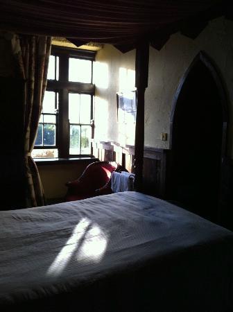 Kinnitty Castle Hotel: Bedroom