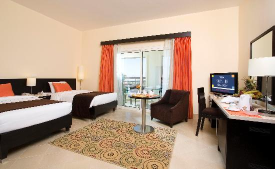 Teda Swiss Inn Plaza Hotel Ain Soukhna: Twin Room