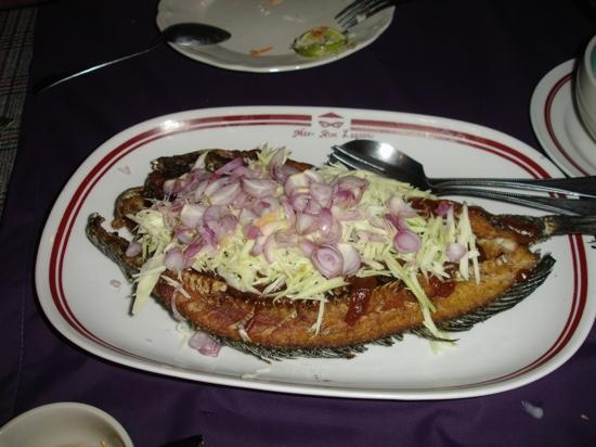 Mae Rim Lagoon : dinner!!