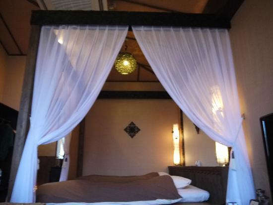 Anda Resort Izukogen: ベットスペース