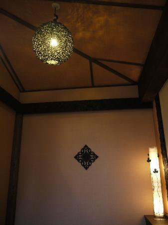 Anda Resort Izukogen: 部屋照明
