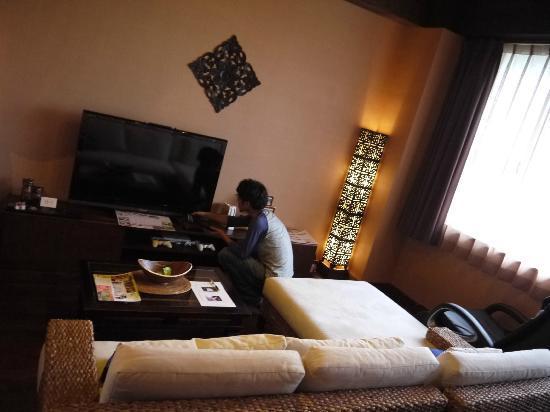 Anda Resort Izukogen: 別館セミスイート