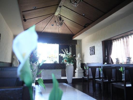 Anda Resort Izukogen : 施設内にあるチャペル