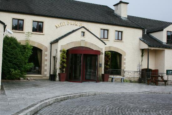 The mill park hotel donegal town picture of mill park hotel donegal town tripadvisor for Hotels in donegal town with swimming pool