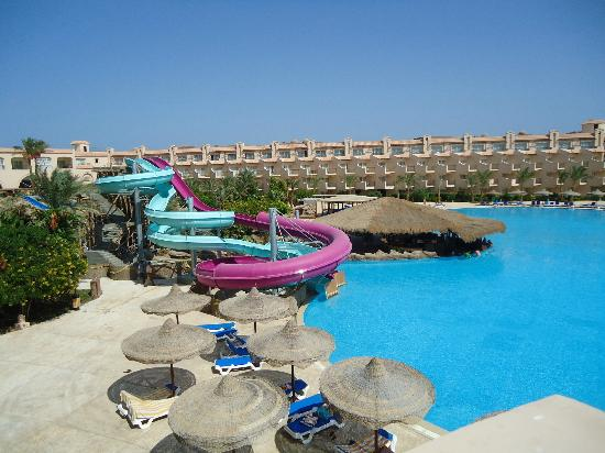 Pyramisa Sahl Hasheesh Resort: very nice