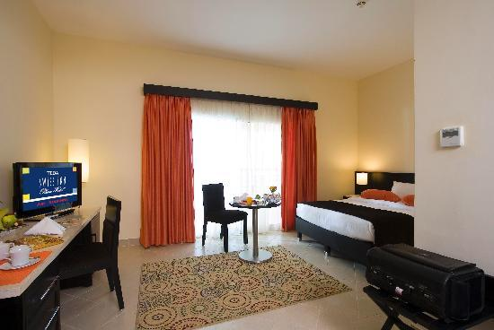 Teda Swiss Inn Plaza Hotel Ain Soukhna: King Bed Room