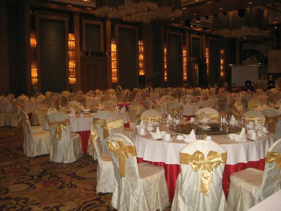 Wyndham Xian: wedding banquet