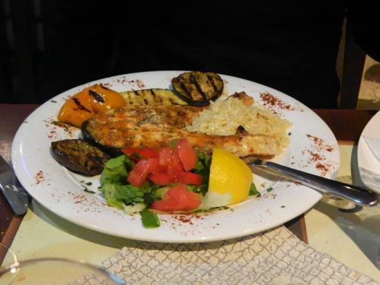 Fato a Mano: saumon