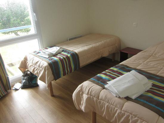 Maeva Residence Le Hameau du Golf: Chambre enfant étage cottage