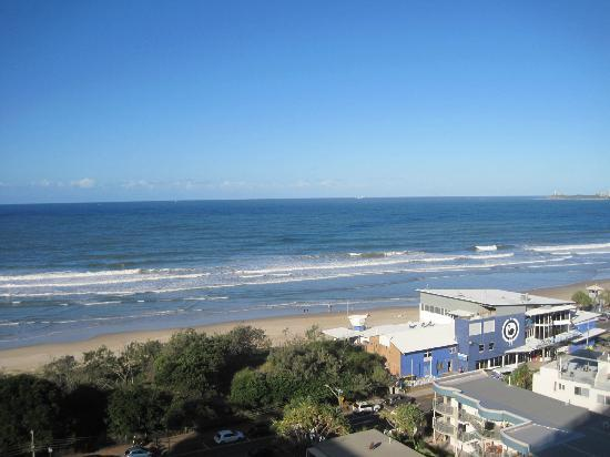 Sunshine Towers: Ocean views 