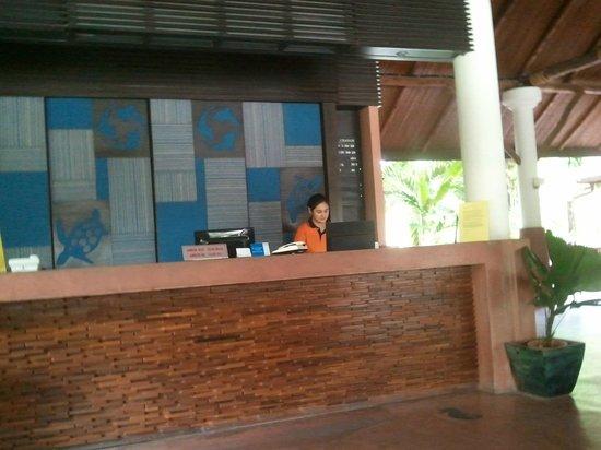 โลมา รีสอร์ท แอนด์ สปา: lobby