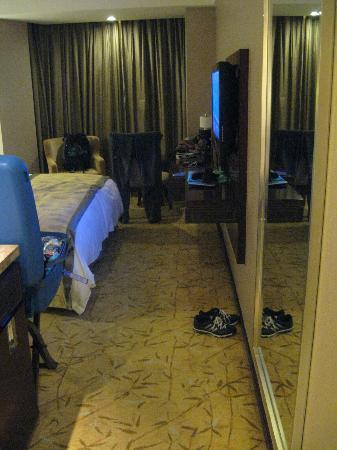 Days Hotel & Suites Xinxing Xi'an: the room
