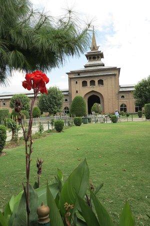 Jama Masjid Mosque: Jamia Masjid | Srinagar, Indien