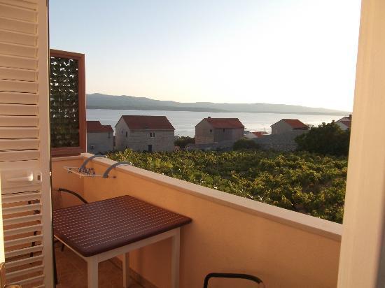 Villa Ana: view