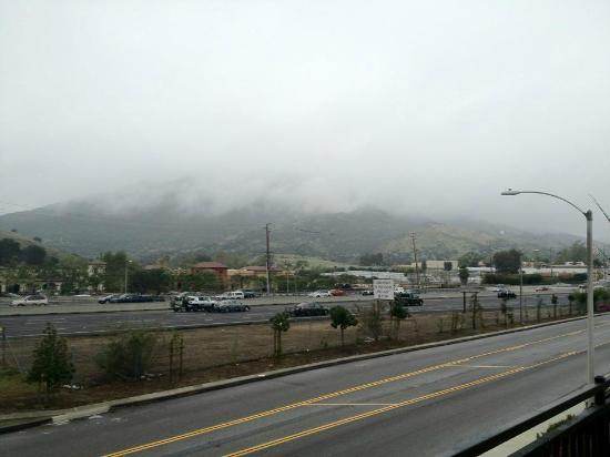Homewood Suites by Hilton Agoura Hills: View from the P Lot