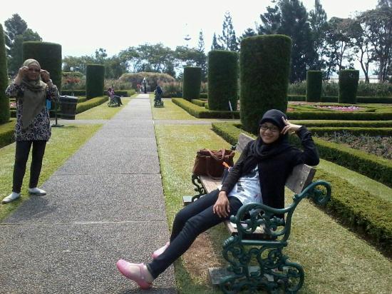Cianjur, Indonesien: santai...