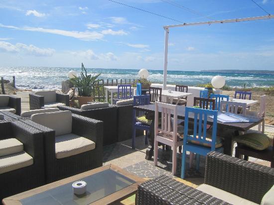 El Paraiso Super Club: Sala playa