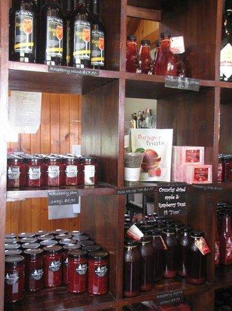 Christmas Hills Raspberry Farm Cafe