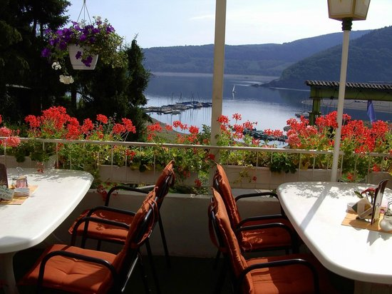 Yacht-Club Rursee: Seeblick