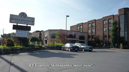 Kingston ontario casino vote