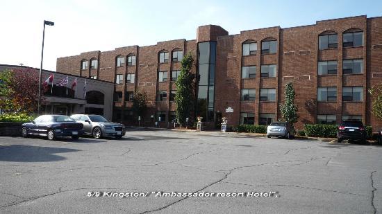 Ambassador Hotel & Conference Centre : l'hôtel