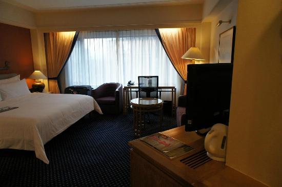 Le Meridien Jakarta: 部屋1