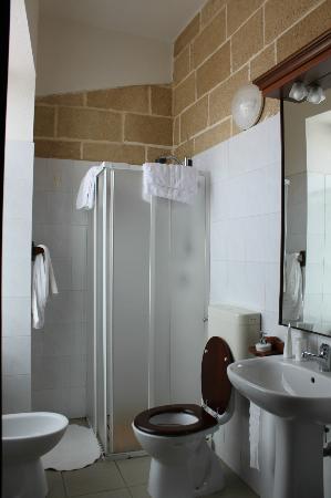 Residenza de Leonardis: bagno