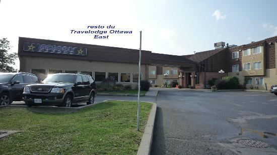 Travelodge Ottawa East : restaurant de l'hôtel