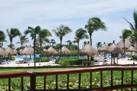 Grand Bahia Principe Tulum: piscina tulum