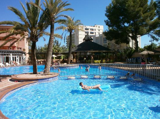 Pool Picture Of Cabau Aquasol Palmanova Tripadvisor