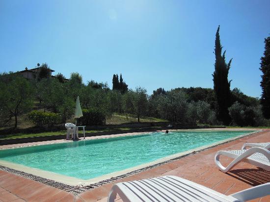 Agriturismo Montalto: Bellissima piscina