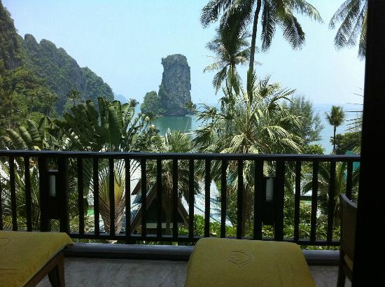 Centara Grand Beach Resort & Villas Krabi: View from room