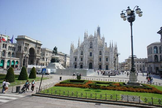 Enterprise Hotel: Il Duomo is well worth a visit!