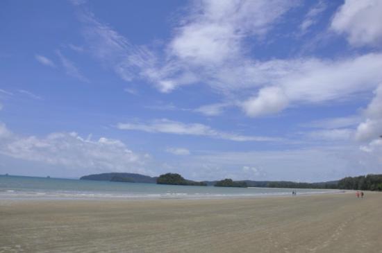 Sabai Resort: Spiaggia