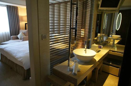 Hotel Royal-Nikko Taipei: 浴室