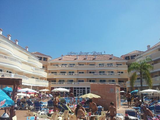 IBH Hotel Bahia Flamingo: Hotel
