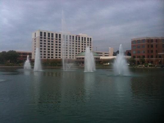 Marriott Hotel Newport News at City Center: View of hotel.