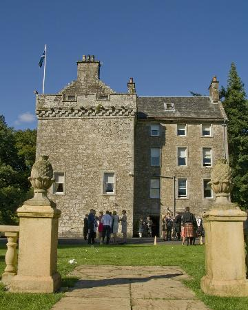 Culcreuch Castle Hotel: The Castle