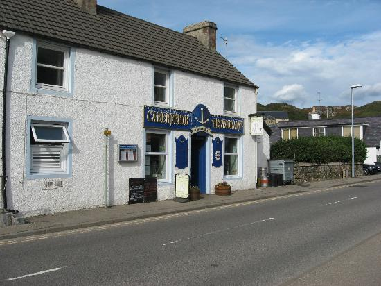 Tigh Na Sith Guest House: Pub/Restaurant for Evening Meals