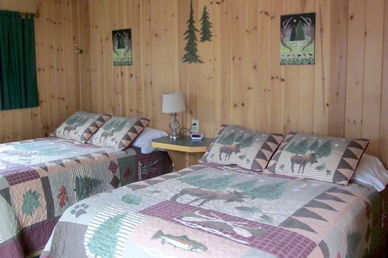 Mangy Moose Motel: Room 1